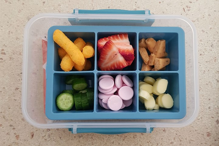 This 1 50 Kmart Hack Will Turn Any Lunchbox Into A Bento