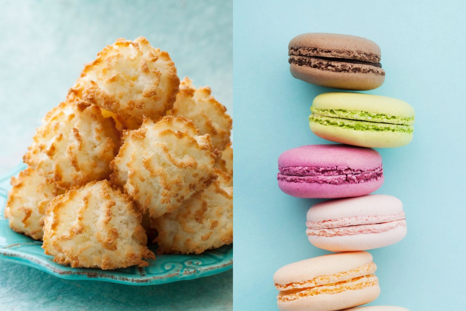 What Is The Difference Between Macaron And Macaroon New Idea Food