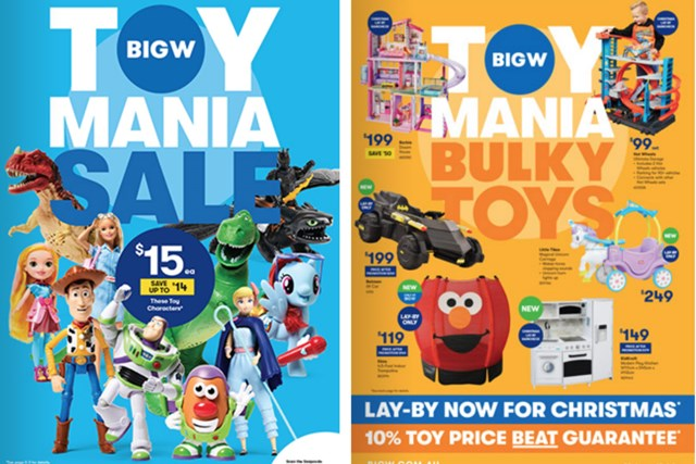 Big W UNDER FIRE over new toy sale catalogue - find out why