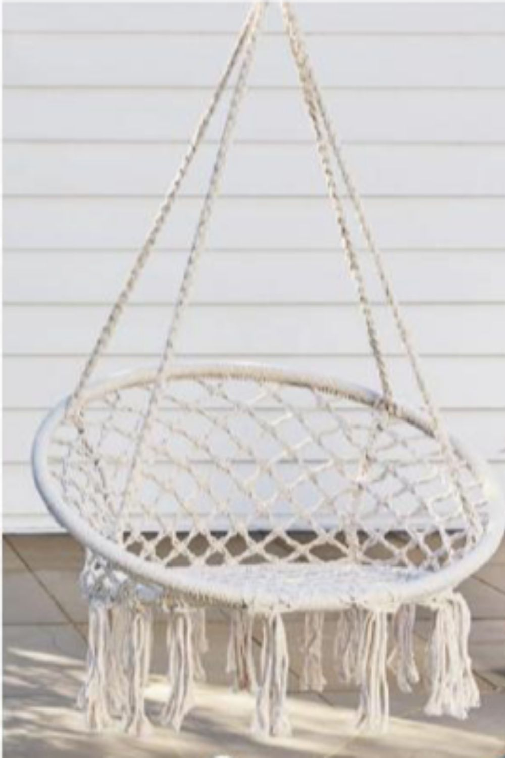 Picture of: The Aldi Australia Hanging Chair That Shoppers Are Going Nuts For New Idea Food