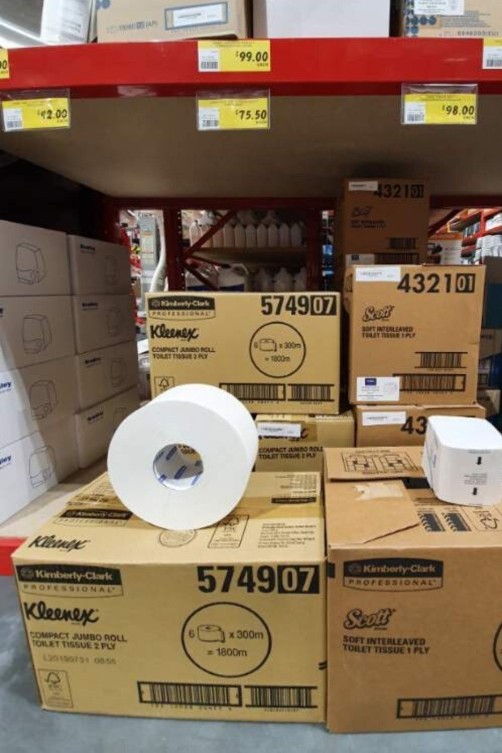 Bunnings Is Now Selling Mega Rolls Of Toilet Paper That